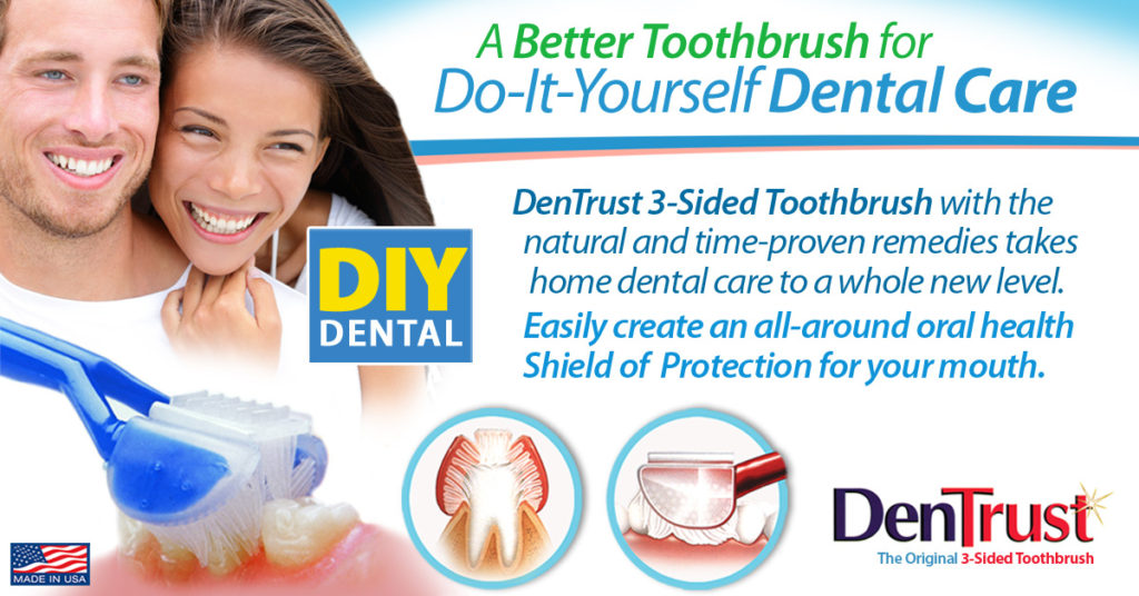 The Perfect DIY Toothbrush