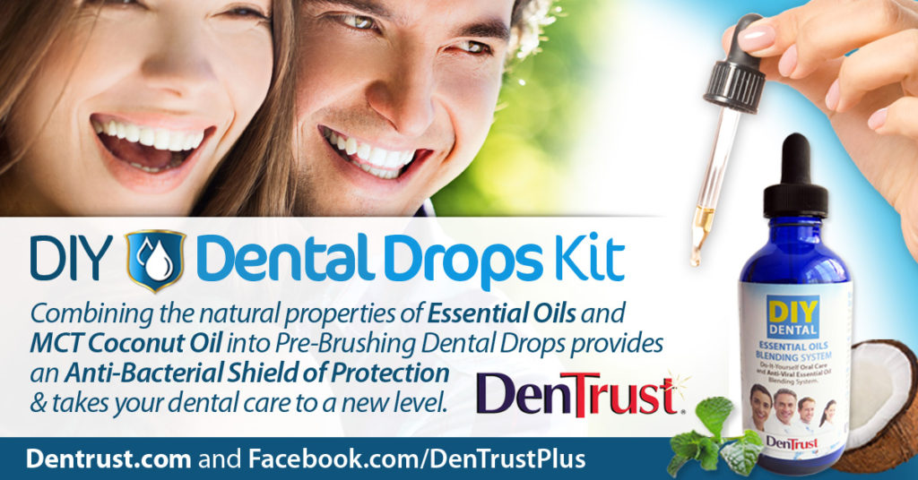 DIY Dental Drops for Better Oral Care
