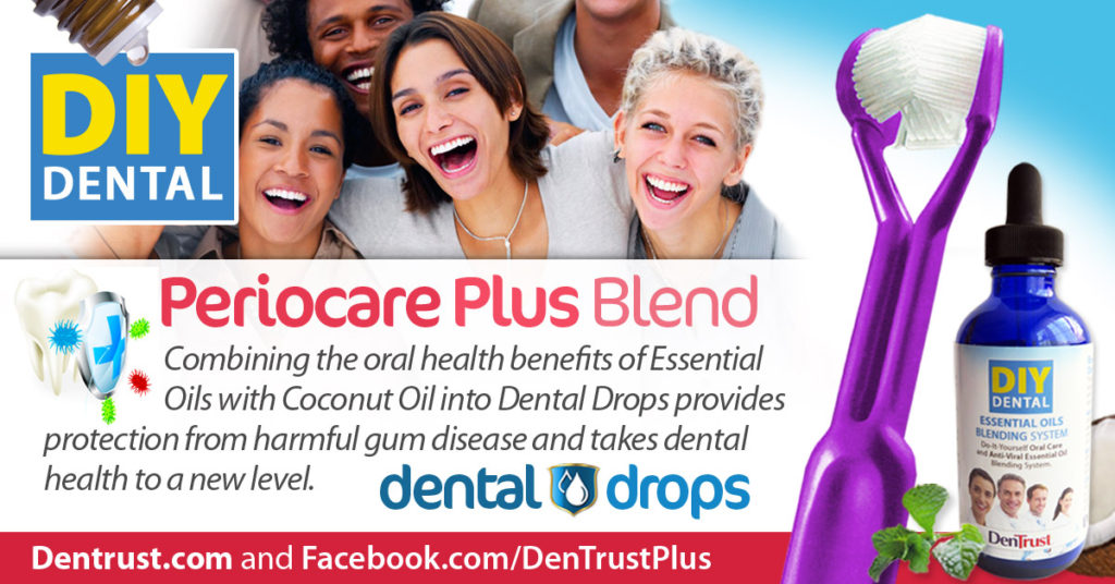 Dental Drops: Periocare Plus Blend