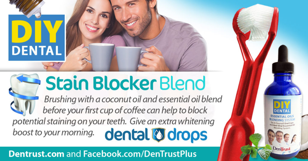 Dental Drops:  Stain Blocker Blend